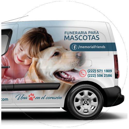 Ambulancia de mascotas